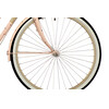 "Creme Molly 26"" 3-speed pale peach"